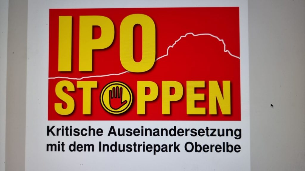 Stellungnahme der Bürgervereinigung Oberelbe IPO Stoppen zum abgelehnten IPO-Haushaltsplan 2021