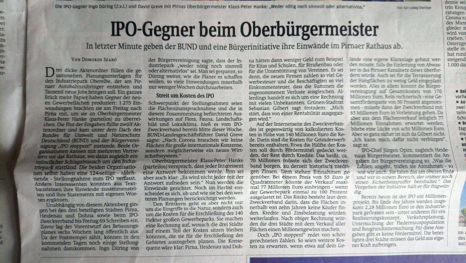IPOstoppen - Zeitung 03