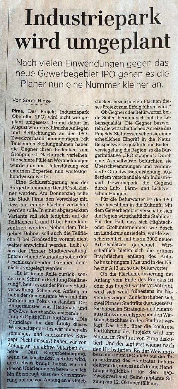 IPOstoppen - Zeitung 09