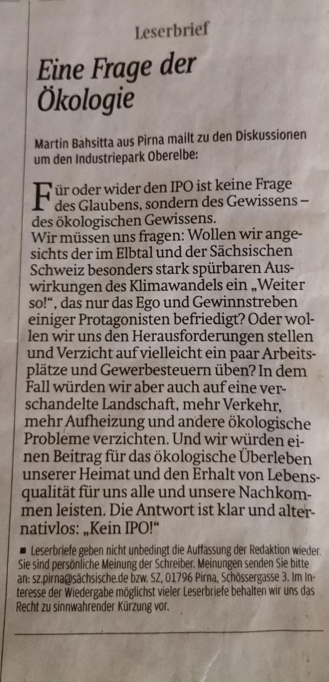 IPOstoppen - Zeitung 10